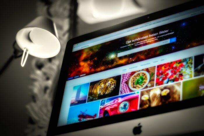 起業時のサイト&ブログ開設のイメージ画像